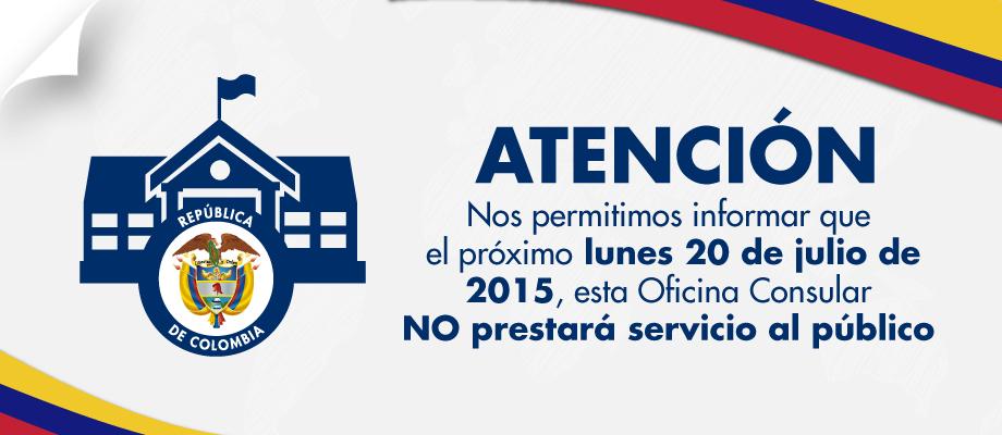 Consulado de colombia en miami - Oficinas de atencion a la ciudadania linea madrid ...